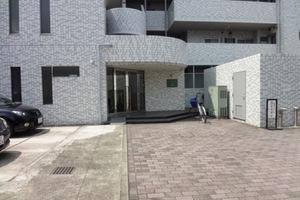 ピアコート堀切菖蒲園コルディアルのエントランス