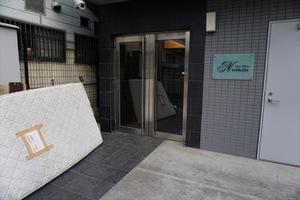 アクア東京ノースシティのエントランス