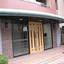 ガーデンホーム武蔵新田のエントランス