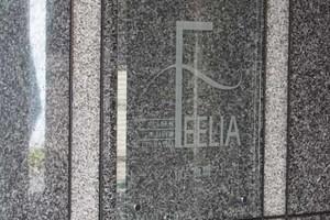 レーベンハイム板橋フィーリアの看板