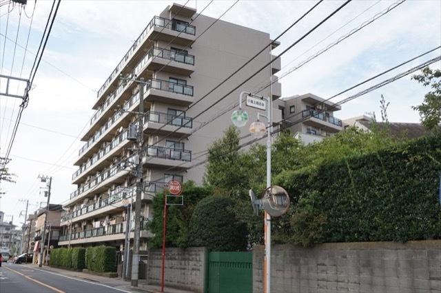 マイキャッスル新川崎の外観