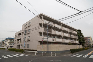 パークハイム駒沢の外観