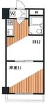 ハイツ本町(渋谷区)の間取り