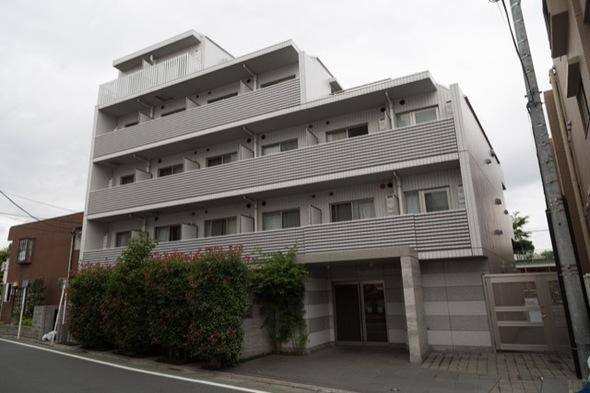 プレールドゥーク東京ノース4の外観