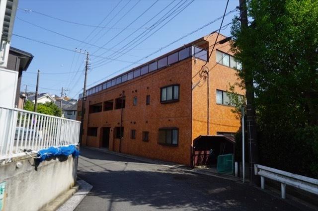 弘明寺フラワーマンション3の外観
