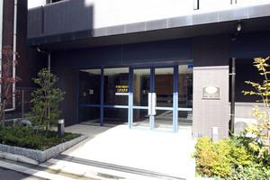 メインステージ菊川のエントランス