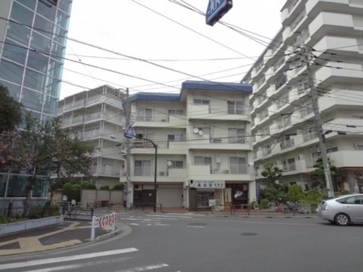 白鳥ダイヤモンドマンション2号館の外観