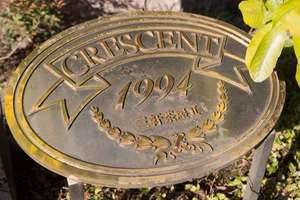 クレッセント三軒茶屋2の看板