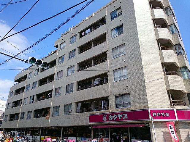 西蒲田ダイヤモンドマンション