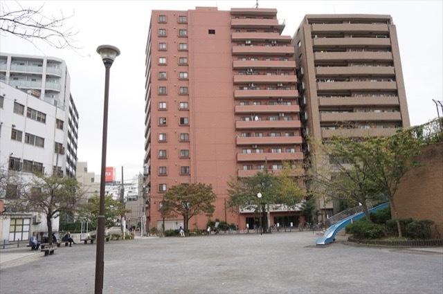 セントレー横浜関内の外観