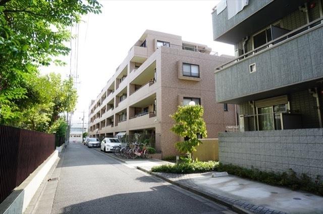 ライオンズマンション武蔵小杉第3の外観