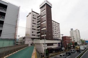 東武西新井サンライトマンションの外観
