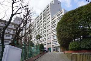 グリーンヒル新宿の外観