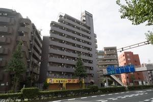 スカイコート世田谷用賀の外観