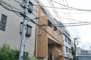 ライオンズマンション平井駅前の外観
