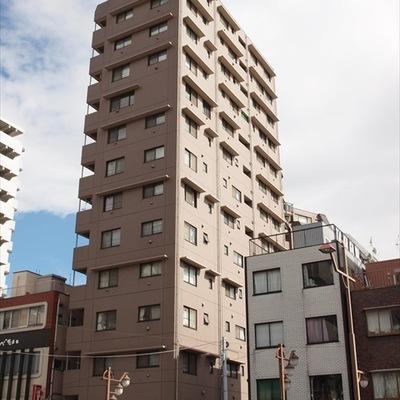 プレジャーガーデン木場弐番館
