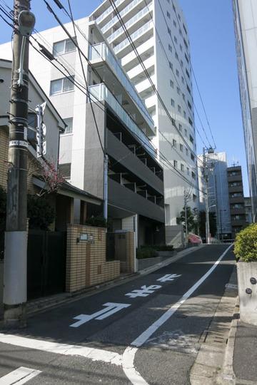 ジェノヴィア渋谷本町グリーンヴェールの外観