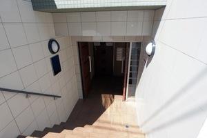 エテルノ高田馬場のエントランス