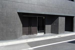 ガーラシティ渋谷南平台のエントランス