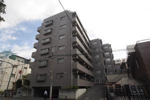 シティ本郷菊坂の外観