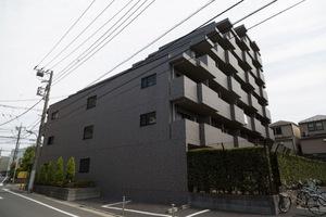 ルーブル都立家政弐番館の外観