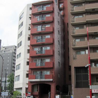 ライオンズマンション新宿第2