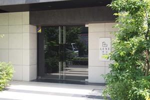 レグゼ東京ノースのエントランス