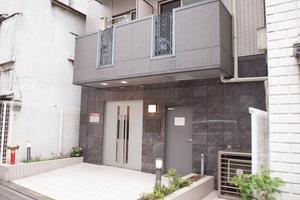 メインステージ神田岩本町2のエントランス