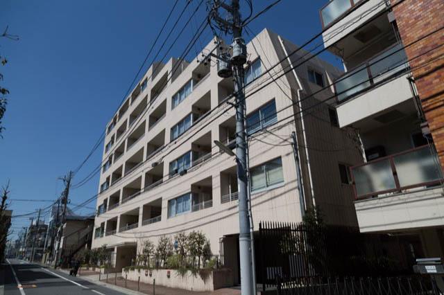 ブリリア桜新町idの外観