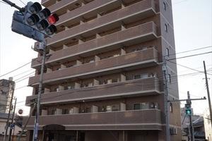 ドルチェ東京向島弐番館の外観