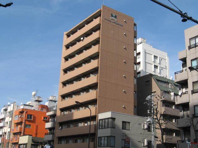 パークウェル早稲田弐番館