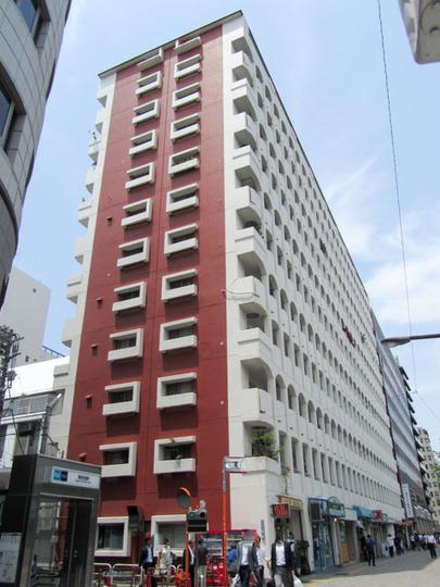 ヴァンヴェール新宿(新宿区)