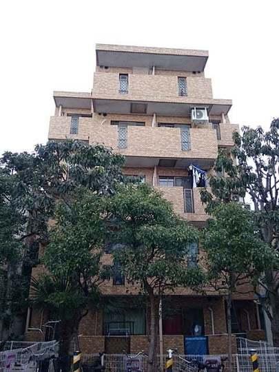 ライオンズマンション京浜蒲田の外観