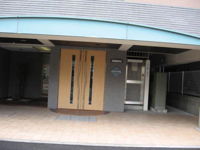 SSKグリーンパーク三ノ輪(竜泉2丁目)のエントランス