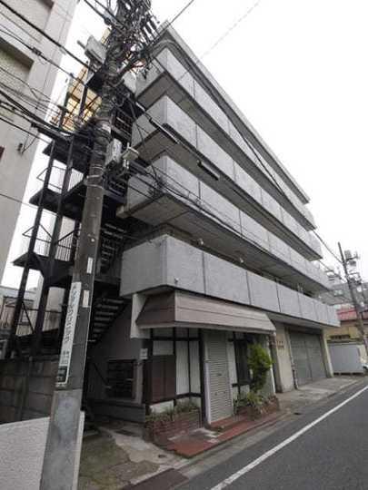 豊島ビルの外観