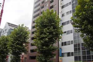 ルピナス赤羽駅前カーディナルタワーの外観
