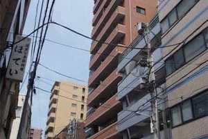 コアマンションフリージオ上野の外観