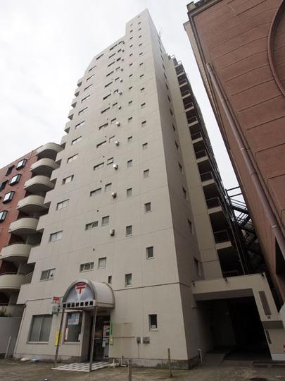 志村太陽ダイヤモンドマンションの外観