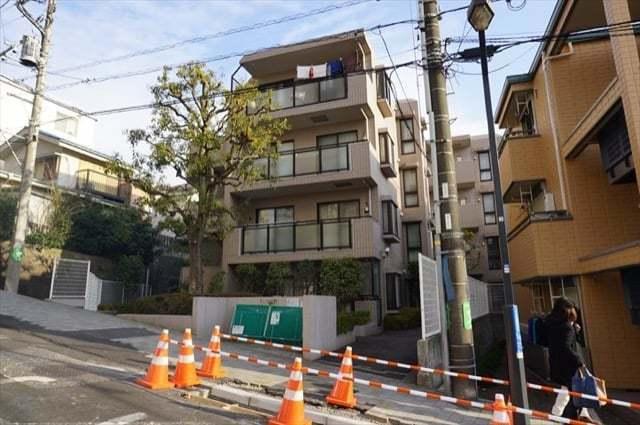 横浜藤棚ガーデンハウスの外観