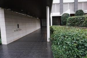 東京シーサウスブランファーレのエントランス