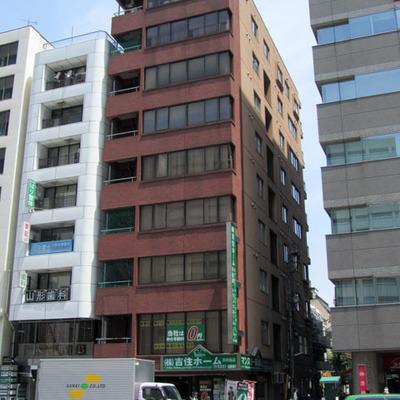 アクセス西新宿