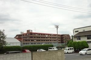 ライオンズマンション京成高砂の外観