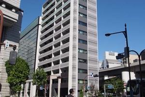 パークリュクス日本橋の外観