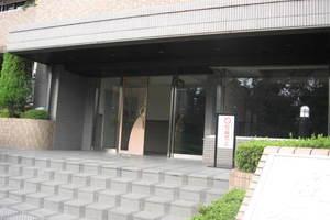 ライオンズマンション赤塚公園第2のエントランス