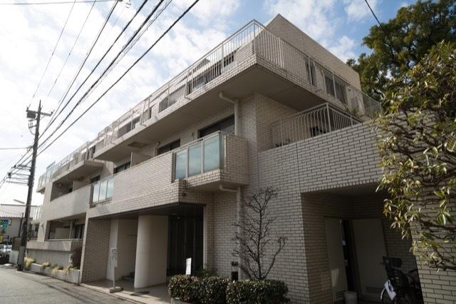 パークハイム駒沢大学の外観