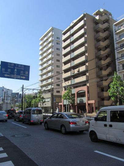 ミリオンステージ西早稲田壱番館の外観