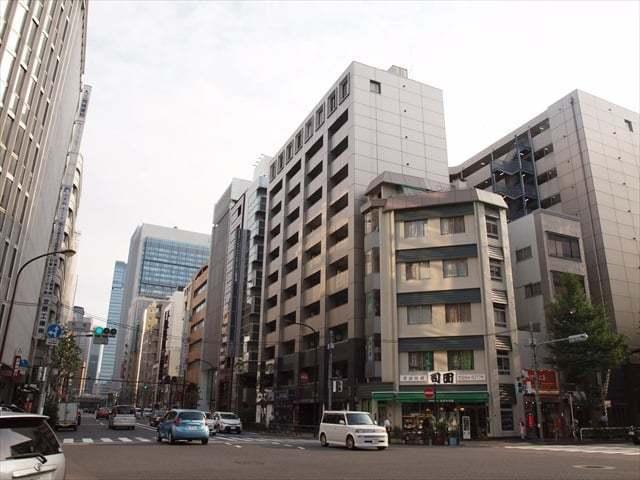 東京ロイヤルプラザの外観