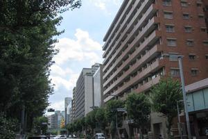 永谷リヴュール新宿の外観
