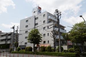 サマリヤマンション石神井公園の外観