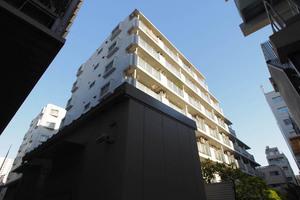 東海文京マンションの外観